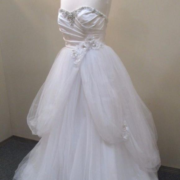 Alfred Angelo Dresses Belle Disney Princess Wedding Gown Poshmark
